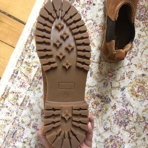 Chelsea Crew Black Label Shoes - Chelsea Crew chunky booties
